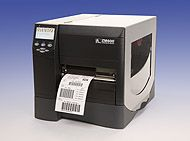 Zebra ZM600 Barcode Label Printer